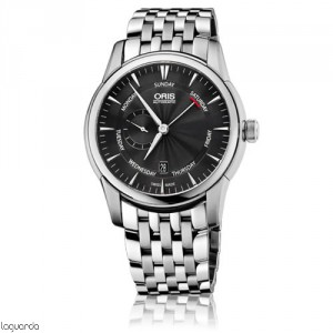 01 745 7666 4054 Oris Artelier Small Second Pointer MB Day