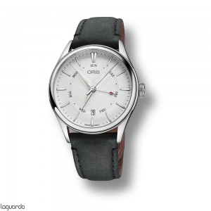 Oris Artelier 01 755 7742 4051-07 5 21 34FC Pointer Day Date