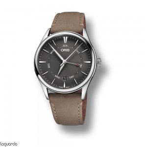 Oris Artelier 01 755 7742 4053-07 5 21 32FC Pointer Day Date