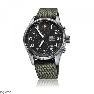 Oris ProPilot Chronograph Date 01 774 7699 4134 TS Big Crown