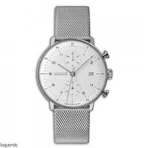 027/4003.44 Junghans Max Bill Chronoscope