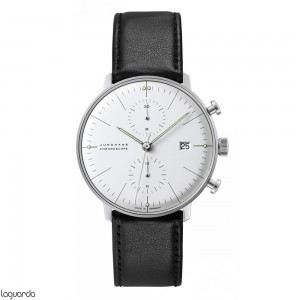 Reloj 027/4600.00 Junghans Max Bill Chronoscope