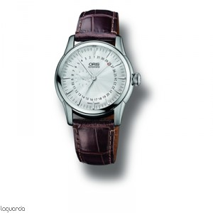 744 7665 4051 LS Oris Artelier Small Second Pointer Date