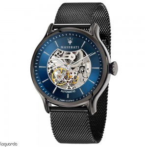 R8823118002 Maserati Epoca 42mm Auto Blue Dial