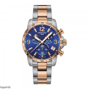 Certina DS Podium Chrono 1/10 SEC C034.417.22.047.00