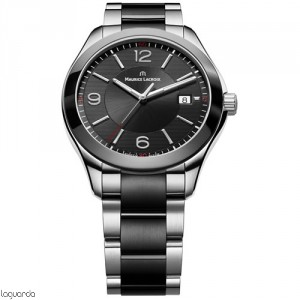 Maurice Lacroix Miros MI1018-SS002-331 Date Gents