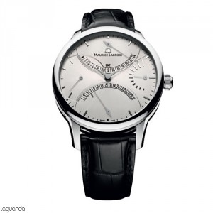 Maurice Lacroix Masterpiece MP6518-SS001-130 Double Retrograde Automatique