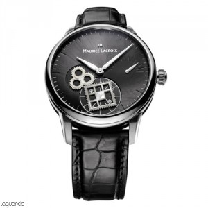 Maurice Lacroix Masterpiece MP7158-SS001-900 Roue Caree Seconde