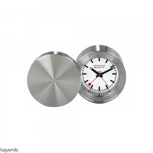 Travel Alarm Clock Mondaine MSM.64410