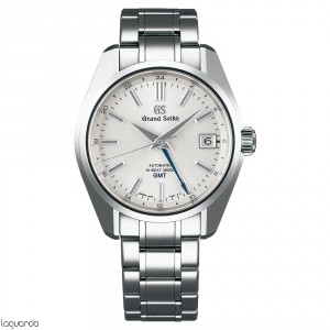 Grand Seiko Hi-Beat 36000 SBGJ201 GMT
