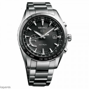 Seiko Astron SSE085J1 World-Time GPS Solar