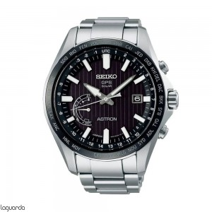 SSE161J1 Seiko Astron Solar GPS World Time