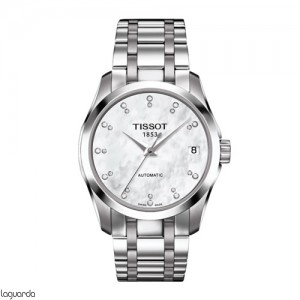Couturier T035.207.11.116.00 Tissot Automatic Lady