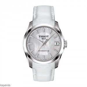 T035.207.16.116.00 Tissot Couturier Powermatic 80 Lady