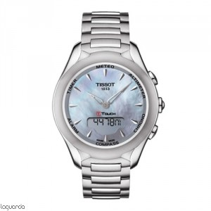 T075.220.11.101.00 Tissot T-Touch Lady Solar