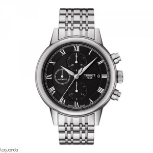 Watch T085.427.11.053.00 Tissot Carson Automatic Chronograph