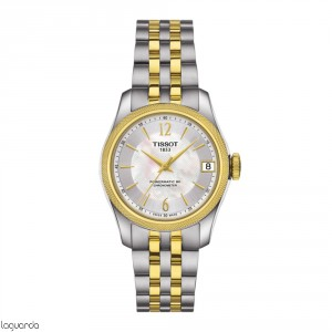T108.208.22.117.00 Tissot Ballade Powermatic 80 COSC Lady