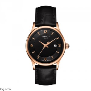 Tissot T-Gold Rose Dream Quartz T914.210.46.057.00 Lady