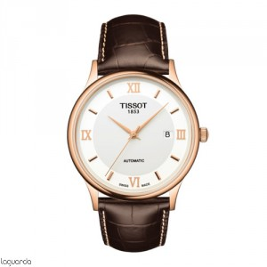 Tissot T-Gold Rose Dream Automatic T914.407.76.018.00 Gent