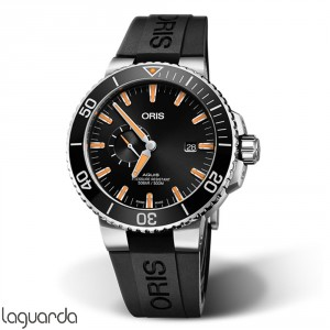 01 743 7733 4159-07 4 24 64EB - Reloj Aquis Small Second Date