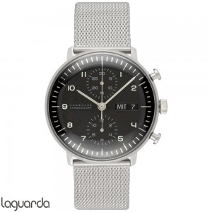 027/4500.44 Junghans Max Bill Chronoscope
