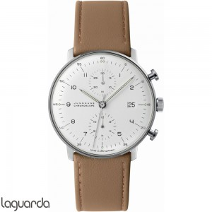 027/4502.00 Junghans Max Bill Chronoscope