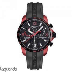 Certina DS Podium Chrono GMT C001.639.97.057.01 Aluminium