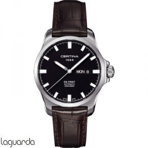 Certina DS First C014.407.16.051.00 Day-Date