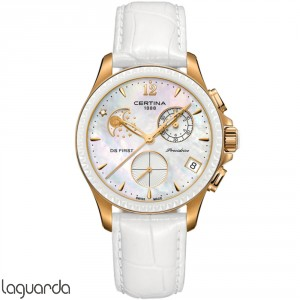 Certina C030.250.36.106.00 DS First Lady Chrono Moon Phase