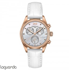 C033.234.36.118.00 Certina DS 8 Lady Chronograph