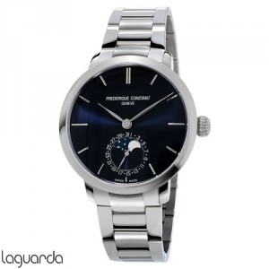 Frederique Constant Slimline Moonphase FC-703N3S6B