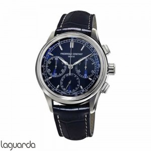 FC‐760N4H6 Frederique Constant Flyback Chronograph