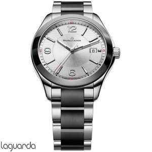 Maurice Lacroix Miros MI1018-SS002-131 Date Gents
