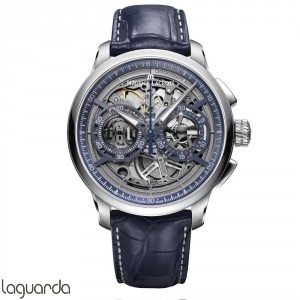 MP6028-SS001-002-1 Maurice Lacroix Masterpiece Skeleton Chronograph