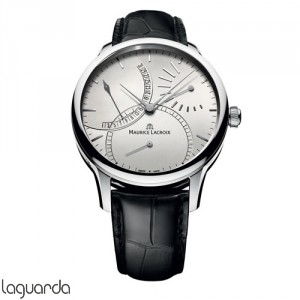 Maurice Lacroix Masterpiece MP6508-SS001-130 Calendrier Retrograde Automatique
