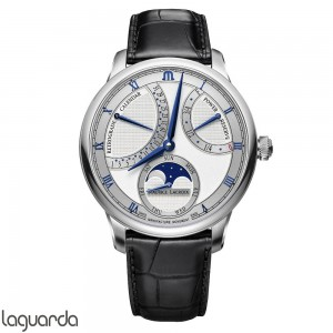 MP6588-SS001-131-1 Maurice Lacroix Masterpiece Calendrier Retrograde Automatique