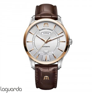 PT6358-PS101-130-1 - Maurice Lacroix Pontos Day/Date