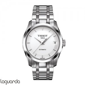 Couturier T035.207.11.011.00 Tissot Automatic Lady