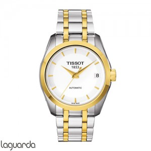 Couturier T035.207.22.011.00 Tissot Automatic Lady