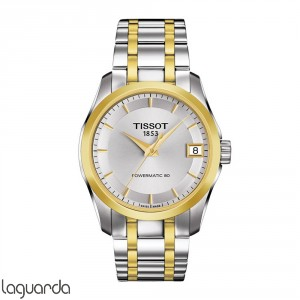 T035.207.22.031.00 Tissot Couturier Powermatic 80 Lady