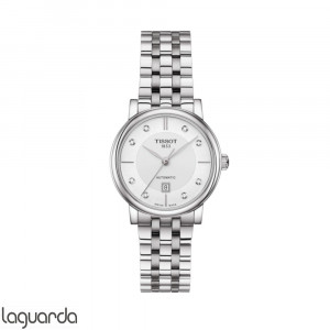 Automatic T122.207.11.036.00 Tissot Carson Premium Lady Diamonds