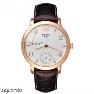T71.8.461.34 Tissot T-Gold Sculpture Line Mechanical