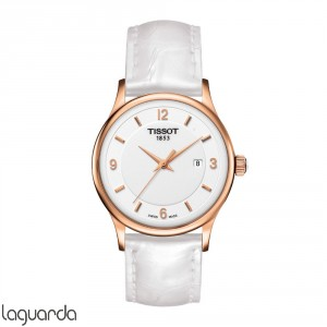T914.210.46.017.00 Tissot T-Gold Rose Dream Quartz Lady