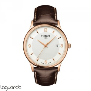 Tissot T-Gold Rose Dream Quartz T914.410.46.017.00 Gent